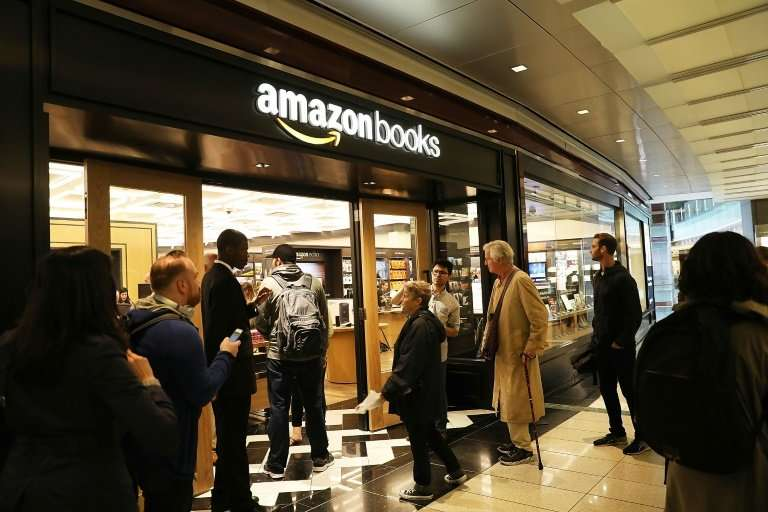 Amazon has become one of the world's biggest companies with a large online presence and a growing number of physical stores, suc
