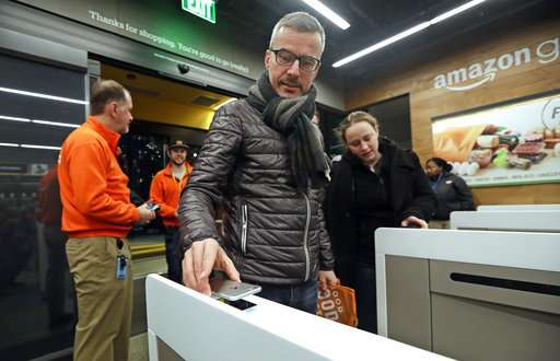 Amazon opens store with no cashiers, lines or registers