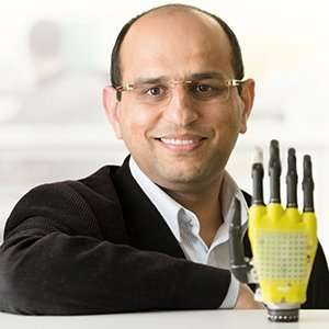 A new type of flexible, wearable sensor could help people with chronic conditions like diabetes avoid the discomfor
