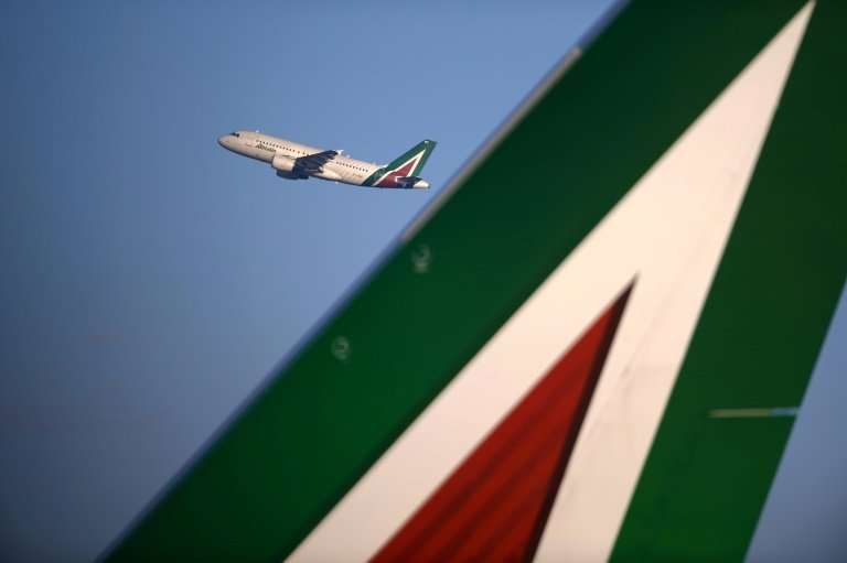 """An Italian minister called Lufthansa's bid for Alitalia the """"most promising"""" of the three on the table"""