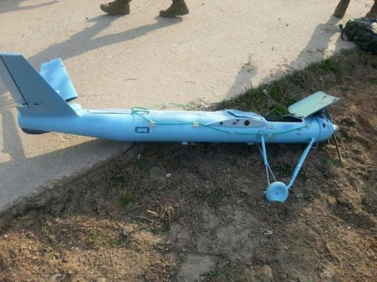 A North Korean UAV that crashed on the South's Baengnyeong Island in 2014 led UN investigators to a Beijing-based supplier