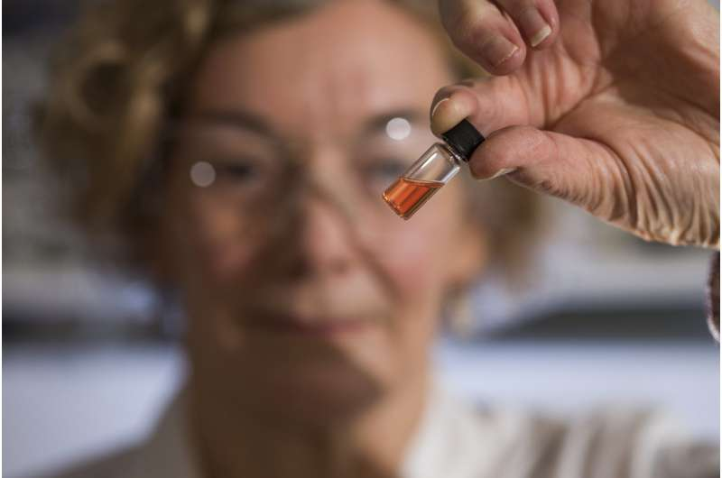 ANU scientists discover the world's oldest colors