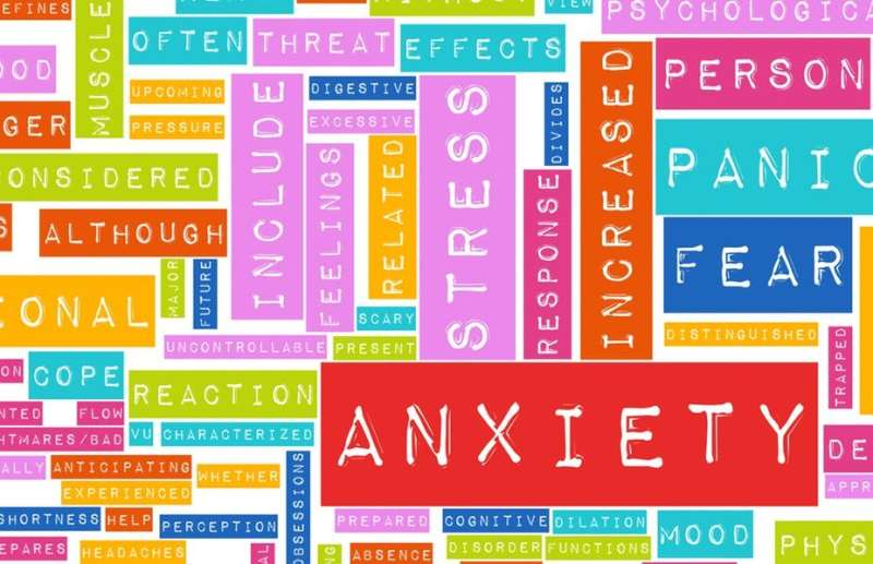 Anxiety—stop censoring yourself and learn to lose