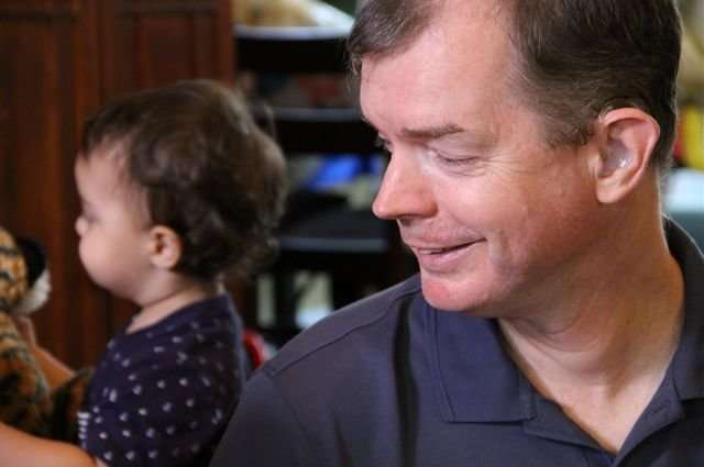 App helps hearing-impaired parents know when and why their baby is crying