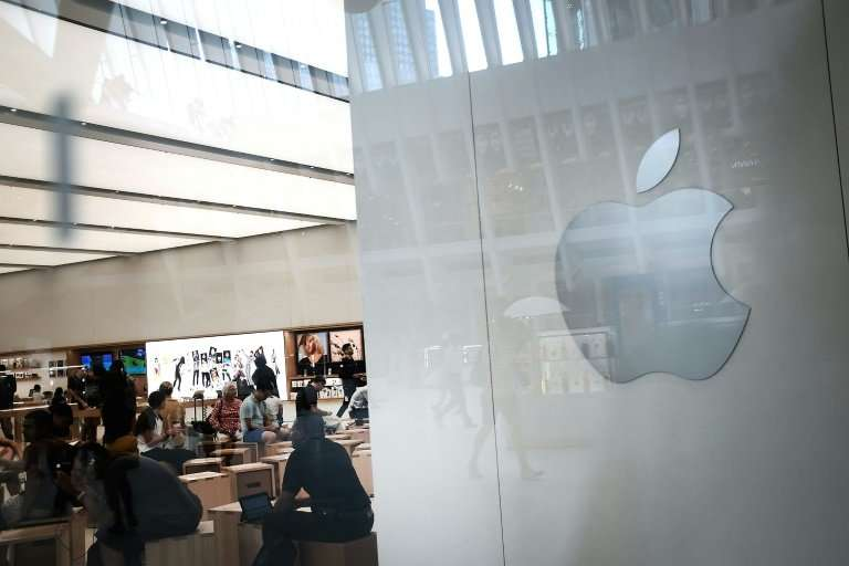 Apple has made history as the first private-sector company to surpass $1 trillion in market value
