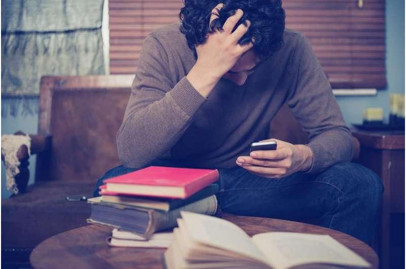 Are smartphones making people sad?