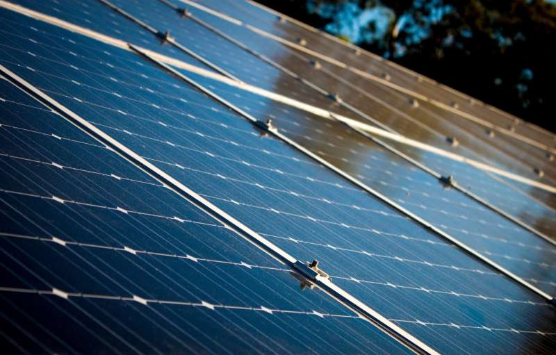 Are solar panels a middle-class purchase? This survey says yes