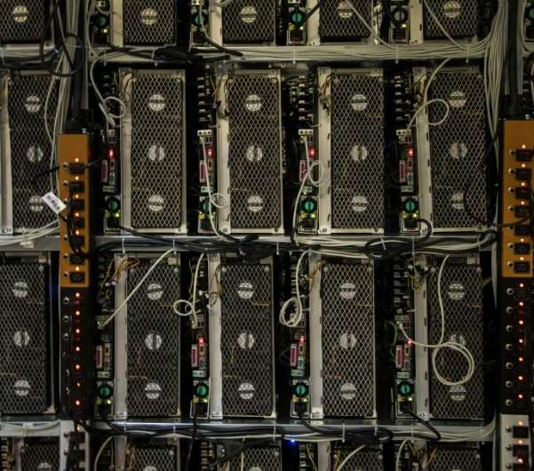 A rich seam in the bitcoin gold rush
