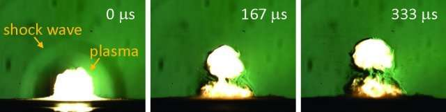 Army's new find lowers accidental stockpile detonation