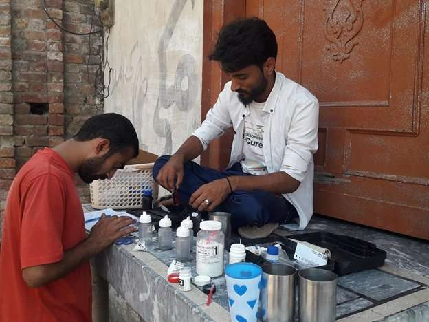 Arsenic contamination is common in Punjabi wells, study finds