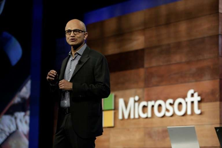 A shakeup announced by Microsoft CEO Satya Nadella pushes the onetime tech leader deeper into the internet cloud