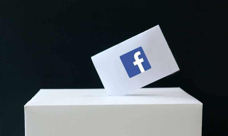 A study analyzes the impact of targeted Facebook advertising on the elections