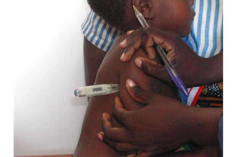 A study identifies new markers associated with protection by the RTS,S malaria vaccine
