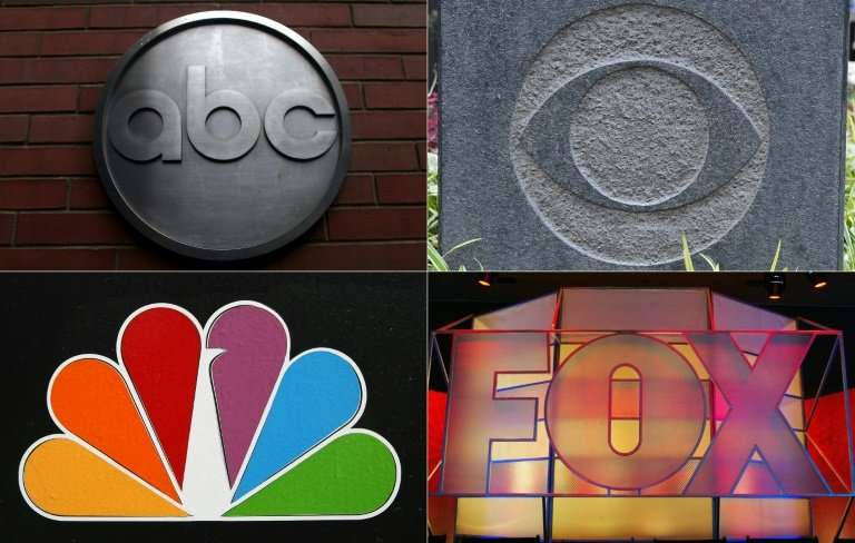 At the Emmys in September 2018, ABC got one award, CBS got two and Fox got three—only NBC won a respectable 16, but nearly all o