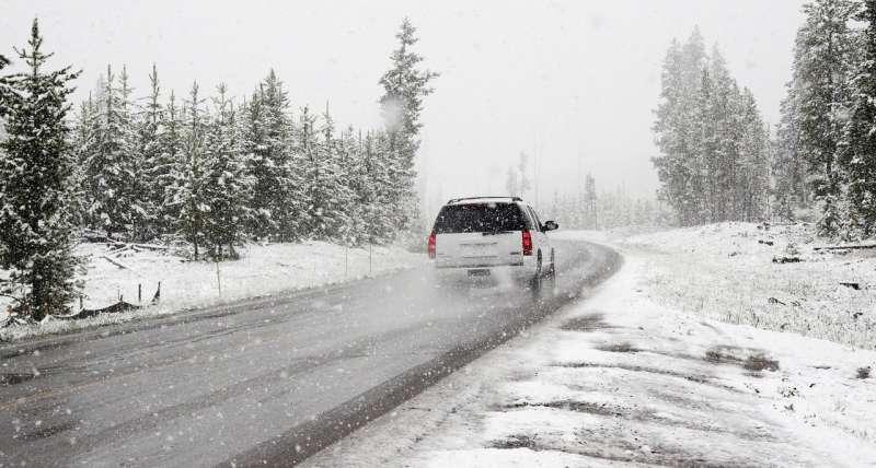 automobile winter