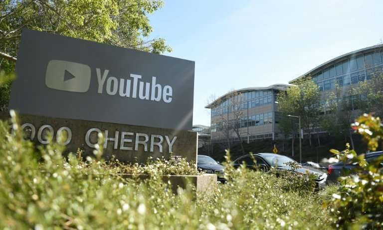 A YouTube;s corporate headquarters in San Bruno, California on April 03, 2018.                      Gunshots erupted at YouTube'