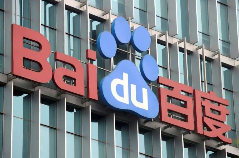 Baidu has been trying to reposition itself from a heavy reliance on the search-engine business towards technologies used in AI