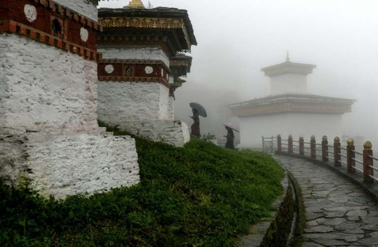 Bhutan is the only carbon negative country in the world but major obstacles stand in the way of the Himalayan kingdom's decision