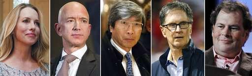 Billionaires buying up media: Savior complex or civic duty?