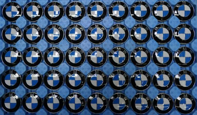 BMW booked record sales for the seventh year in a row in 2017, but still trailed behind arch-rival Mercedes