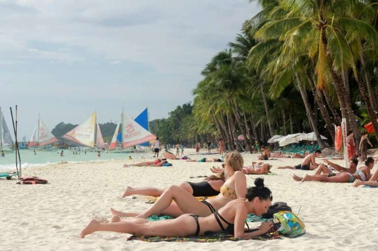 Boracay is consistently rated by major tourist magazines as among the world's best beaches