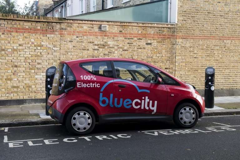Car-sharing schemes have introduced many consumers to electric vehicles