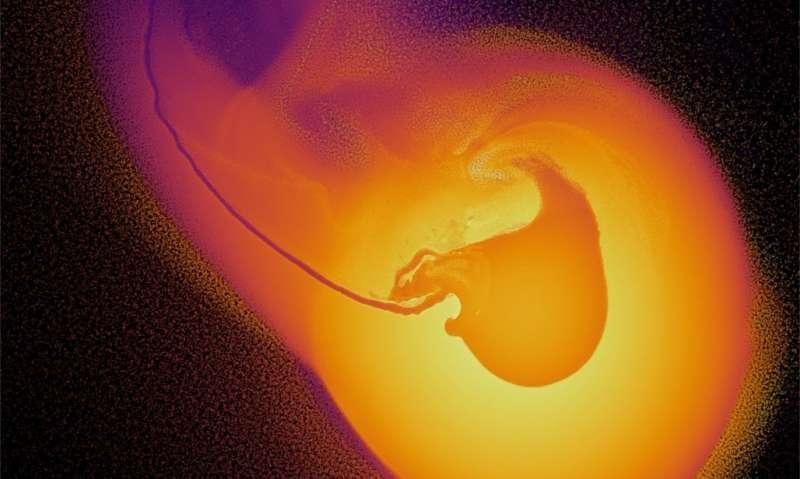 'Cataclysmic' collision shaped Uranus' evolution