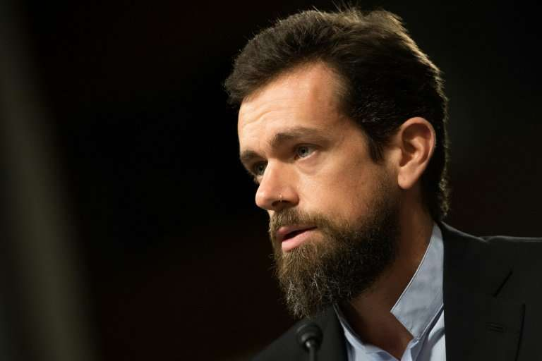 "CEO of Twitter Jack Dorsey told lawmakers the platform was ill-equipped for ""weaponized"" social media influence campai"