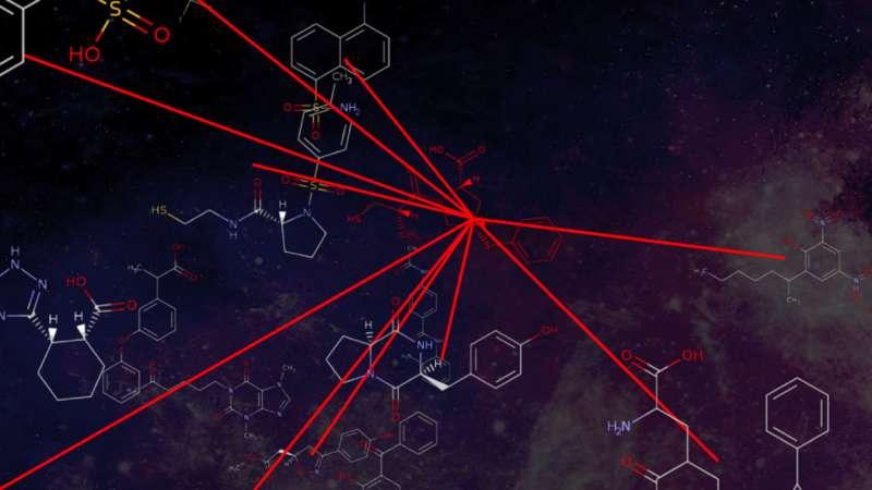 ChemMaps lets researchers navigate the chemical universe