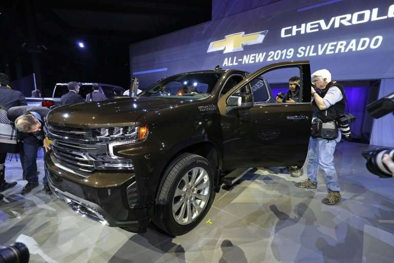 Chevy's Silverado continues to sell well for GM, 30% above forecasts