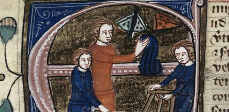 Children aren't starting puberty younger, medieval skeletons reveal