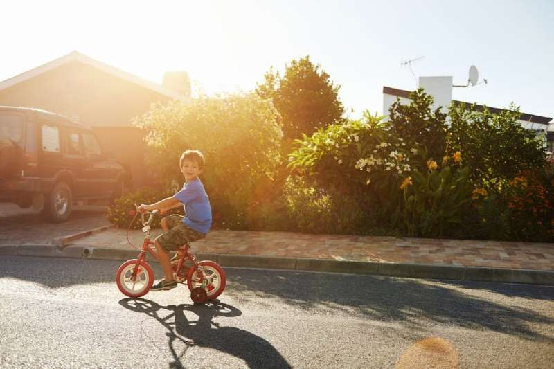'Children belong in the suburbs'—with more families in apartments, such attitudes are changing