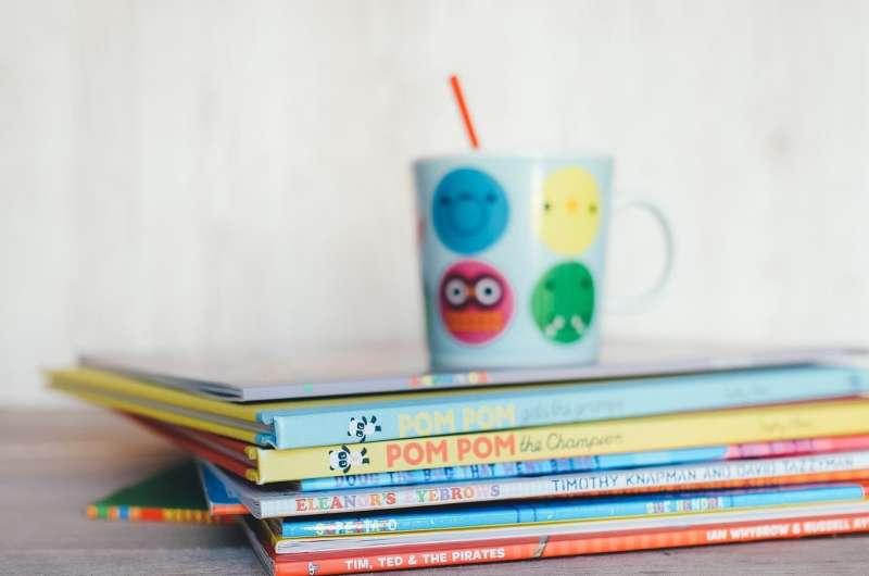 children, book