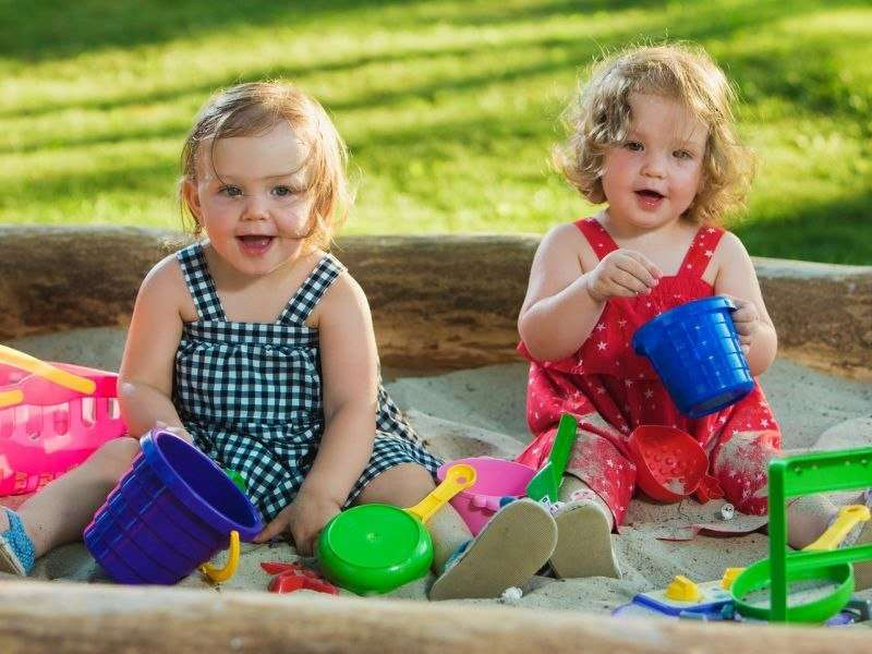 Children typically have 14 simple infections by age 3 years