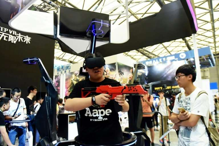 China's gaming market is worth around $38 billion dollars, analysts say, making it the world's largest