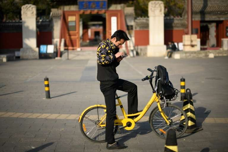 Chinese bike-sharing pioneer Ofo, which claims 200 million users, now appears on the skids, with nearly 11 million customers dem
