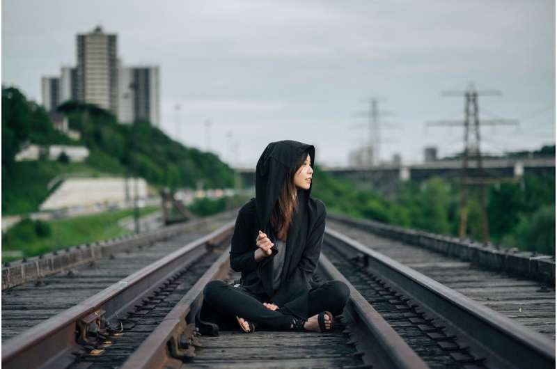 chinese city