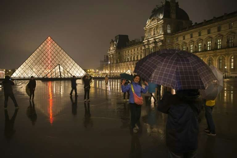 Chinese tourists used to come to shop, but now they're getting more interested in European culture