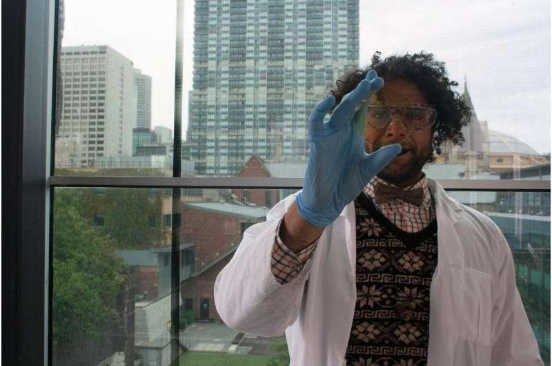 Clever coating opens door to smart windows