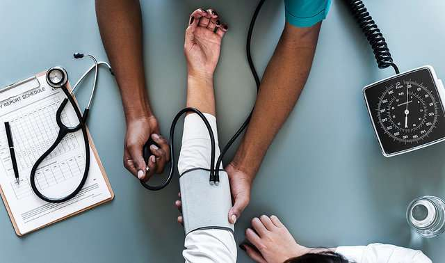 Clinics manage hypertension patients better when more hands are on deck
