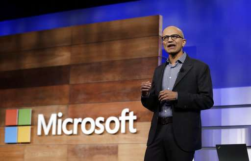 Cloud computing, artificial intelligence on Microsoft agenda