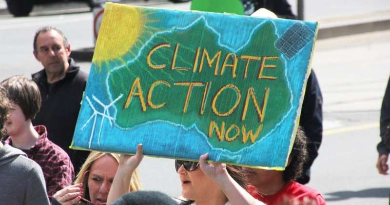 Concern about climate change unites Gens X and Y