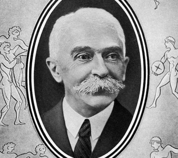 Coubertin, a historian and academic who believed sport has a vital role to play in a healthy society, founded the IOC in 1894