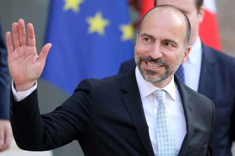 Dara Khosrowshahi, who took over as Uber CEO last year, has pledged more transparency and ethical practices at the global ridesh