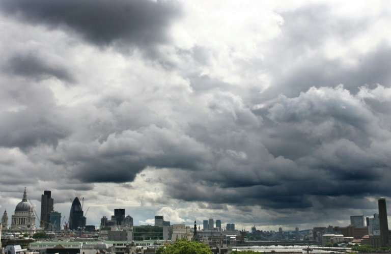 Dark clouds on the horizon for tech companies in Britain