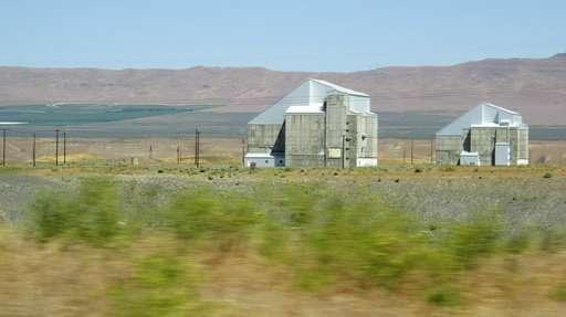 Deal reached to clean land around 3 US plutonium reactors