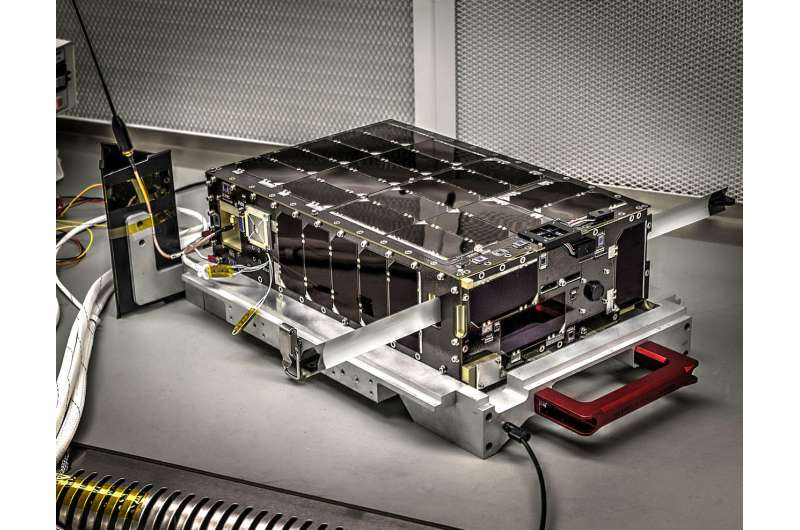 Dellingr: the little CubeSat that could