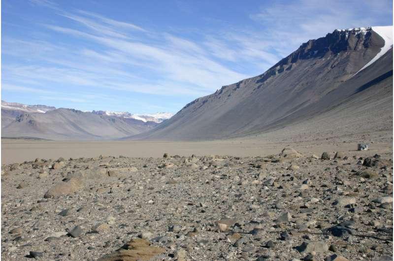Desert-dwelling bacteria offer clues to habitability on mars