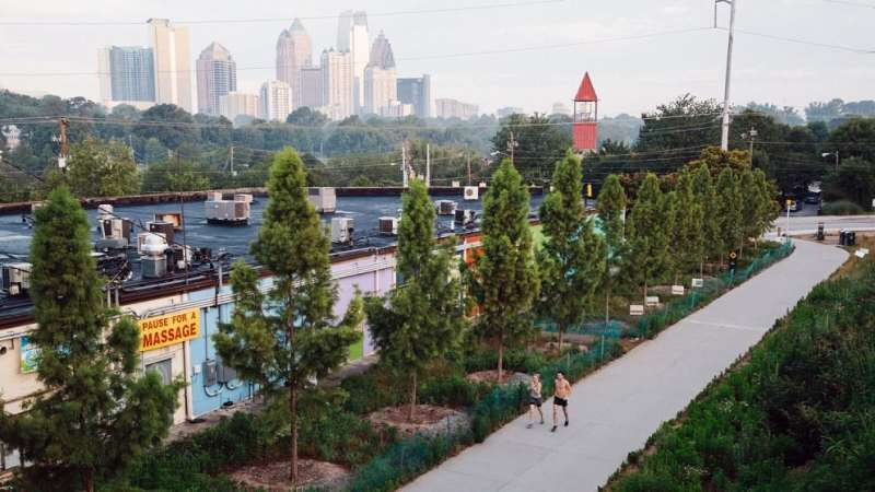 Designing greenways for diverse users