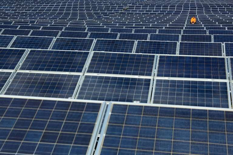 Despite its huge potential, solar power accounts for just 3 to 4 percent of electricity production in Spain
